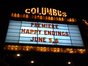 Happy Endings? at the Columbus Theatre